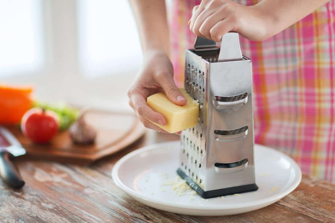 Best Cheese Grater for Mozzarella