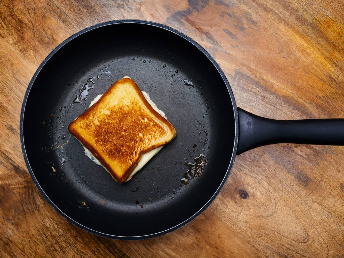 Best Pan For Grilled Cheese
