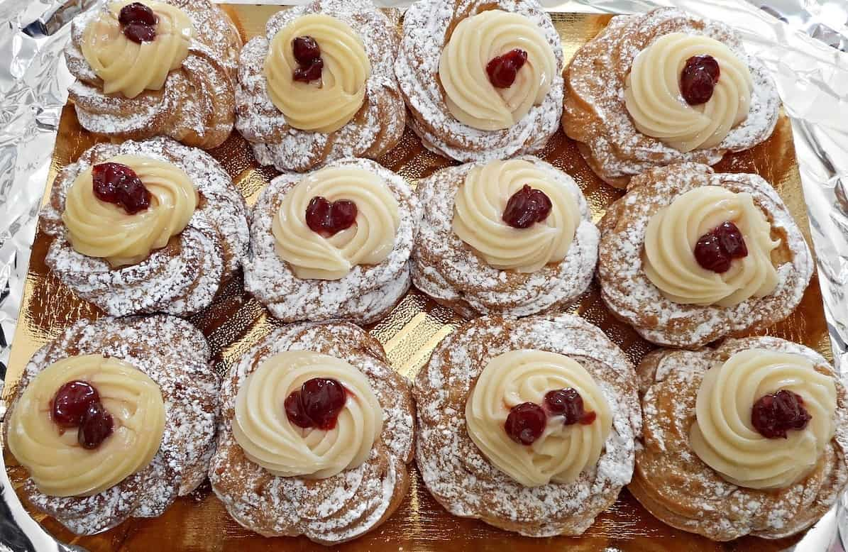 Reheating Zeppole A Step By Step Guide Foods Guy
