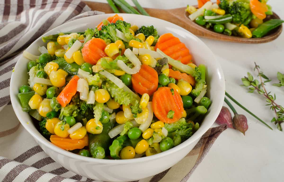 Reheating Steamed Vegetables A Simple