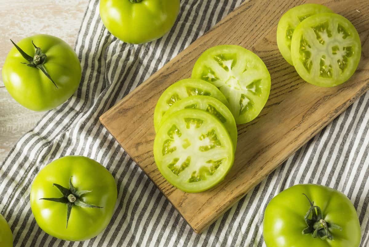 Can You Freeze Green Tomatoes What You Need To Know Foods Guy