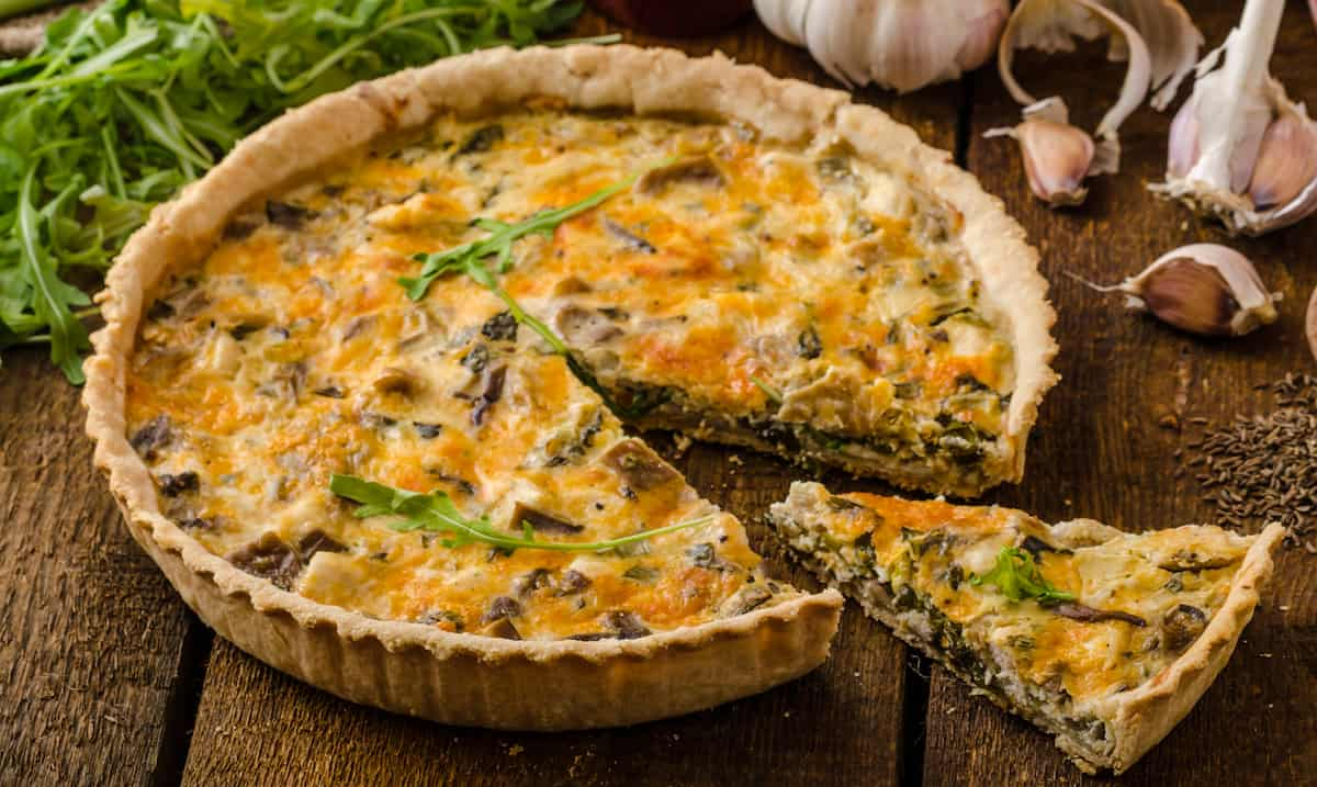 How To Reheat Frozen Quiche The Ultimate Guide Foods Guy