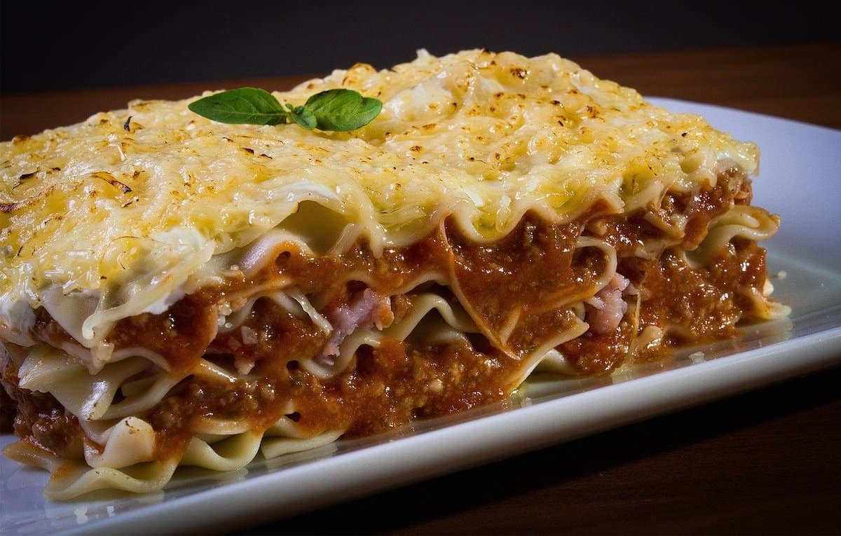 How To Reheat Lasagna In The Microwave