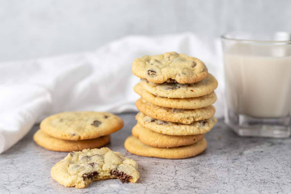 Chocolate Chip Cookies Without Brown Sugar Foods Guy