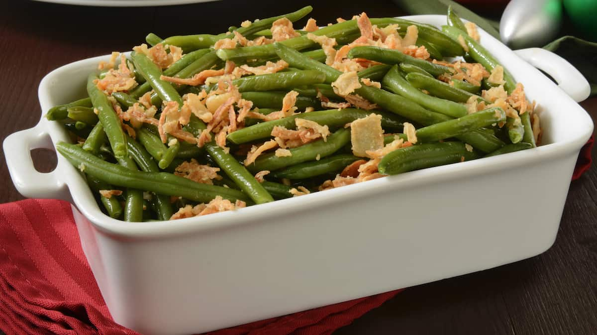 Can You Freeze Green Bean Casserole The Best Way Foods Guy