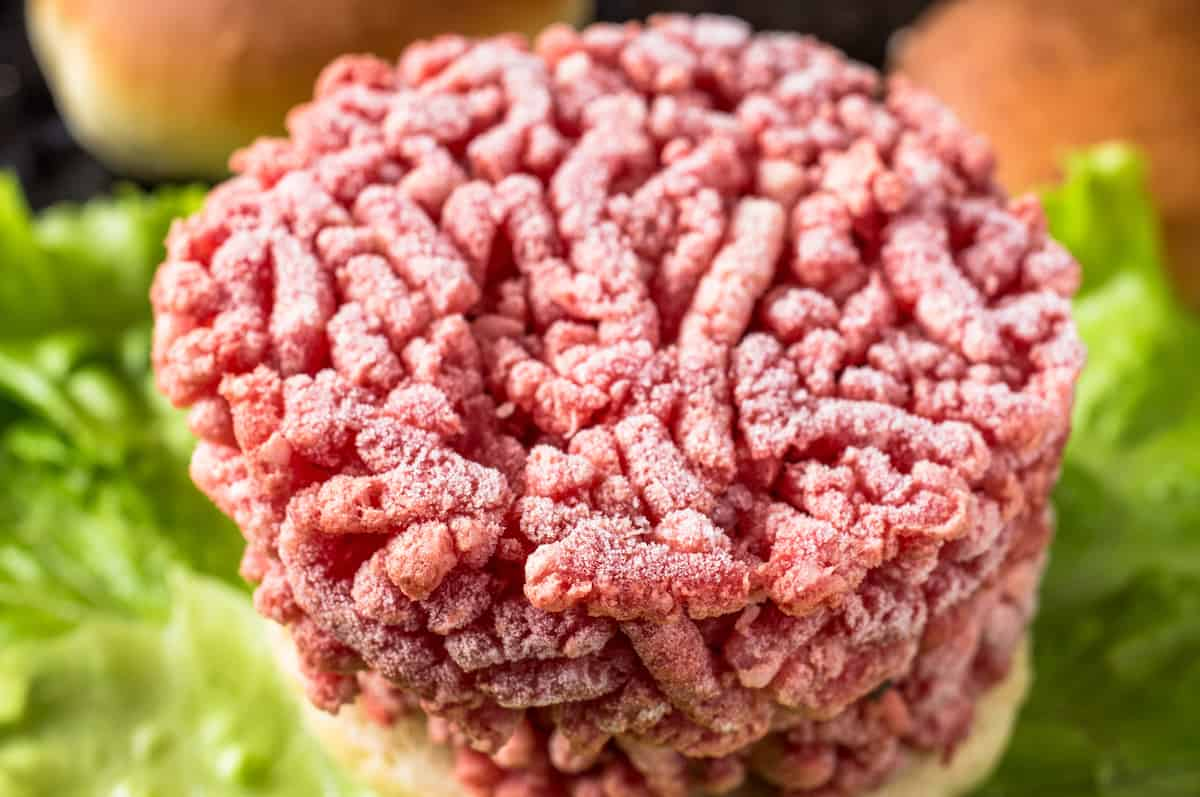 Can You Cook Frozen Ground Beef? The Best Way - Foods Guy