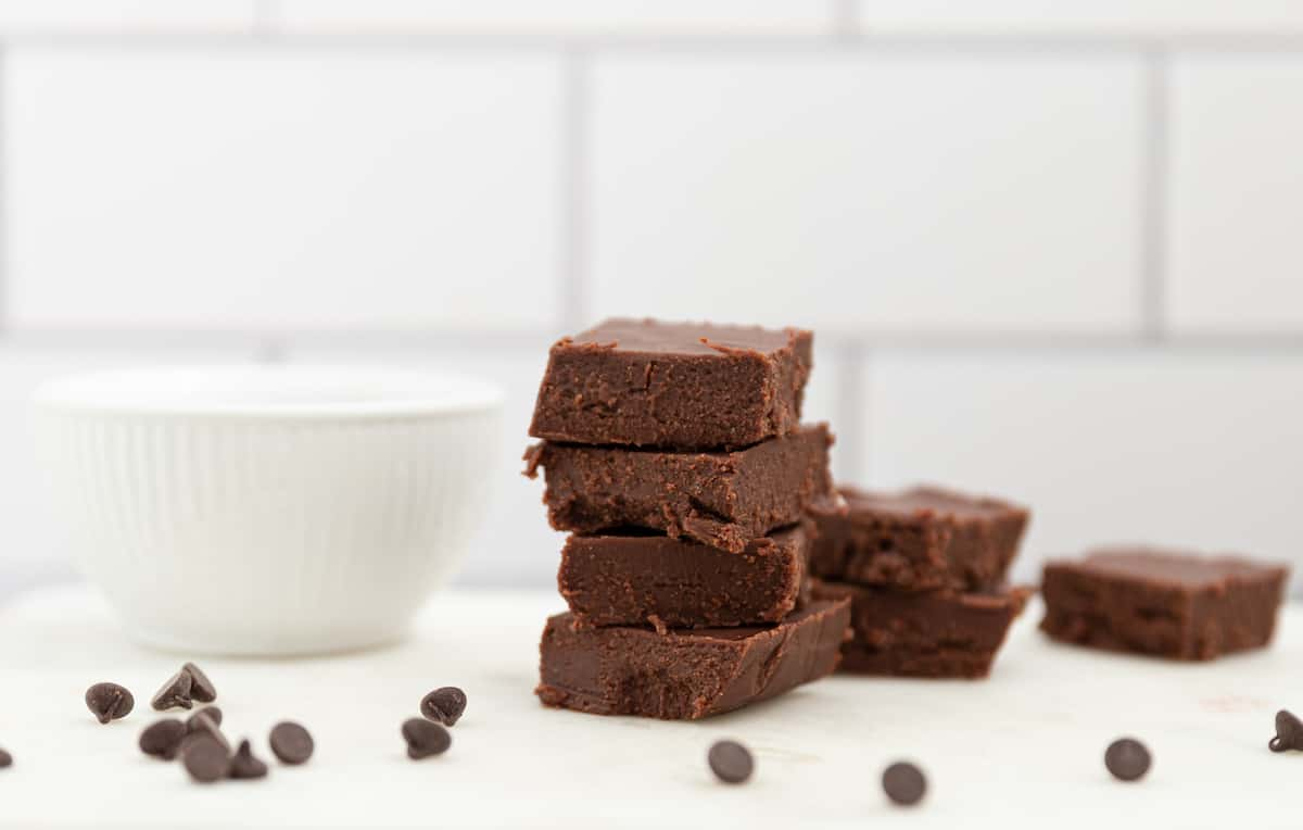 Easy Fudge Recipe Without Condensed Milk - Foods Guy
