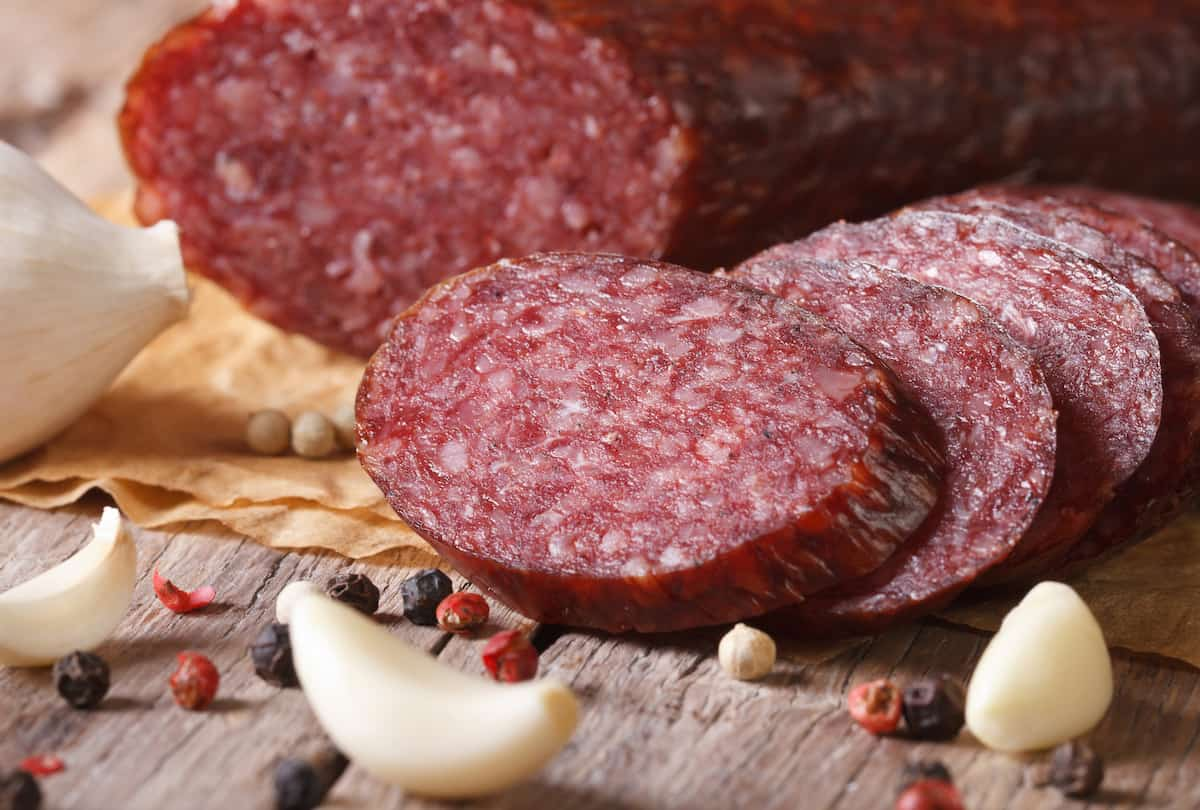 Can You Freeze Summer Sausage? - The Best Way - Foods Guy