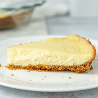 Cheesecake Without Sour Cream