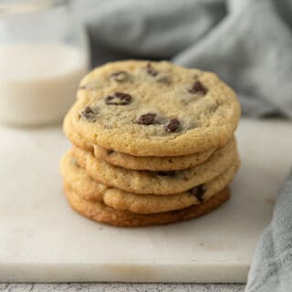 Chocolate Chip Cookies Without Vanilla