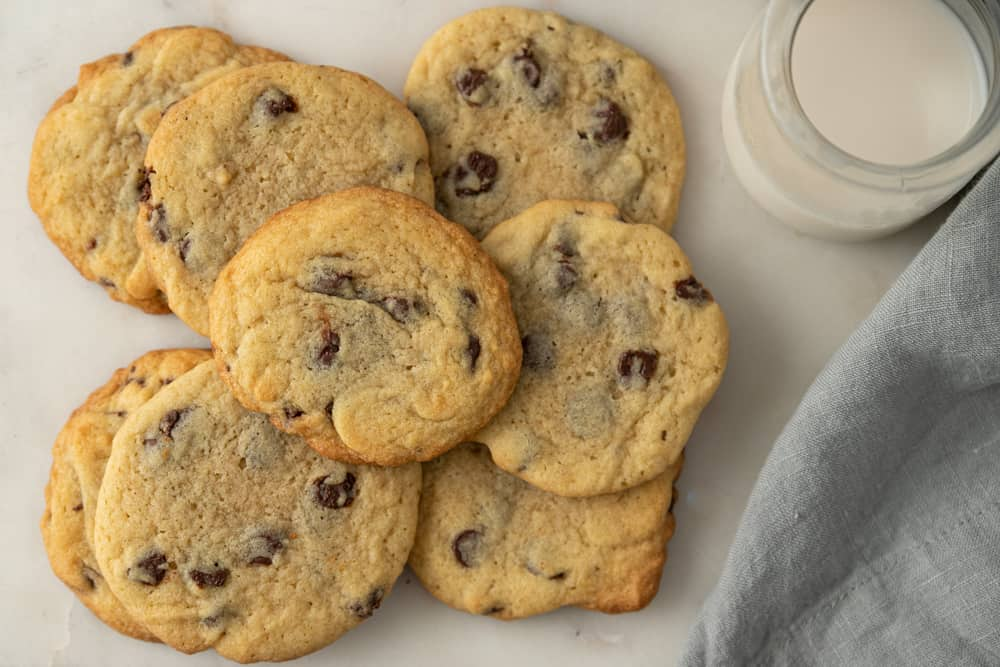 Chocolate Chip Cookies Without Vanilla Foods Guy