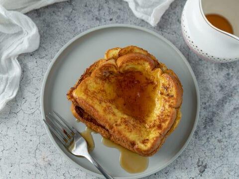 French Toast Without Vanilla - Foods Guy