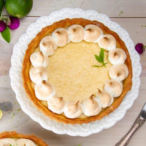Lemon Meringue Pie Without Cornstarch