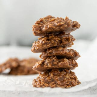 No Bake Cookies Without Milk