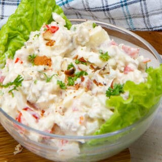 Chicken Salad Without Celery