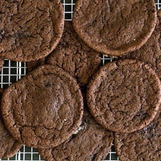 Chocolate Cookies Without Chocolate Chips