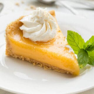 Key Lime Pie Without Condensed Milk