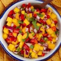 Mango Salsa Without Cilantro