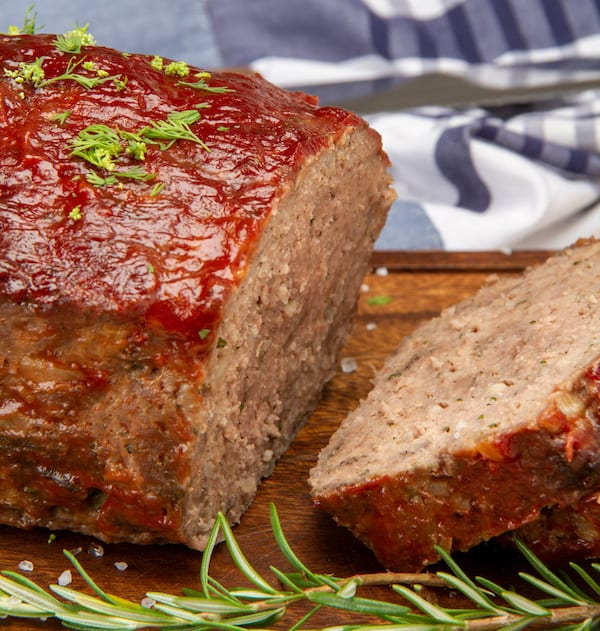 Meatloaf Without Breadcrumbs Foods Guy