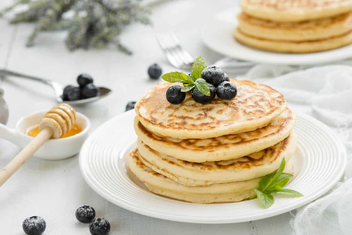 Pancakes Without Butter Foods Guy