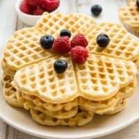 Waffles Without Baking Powder
