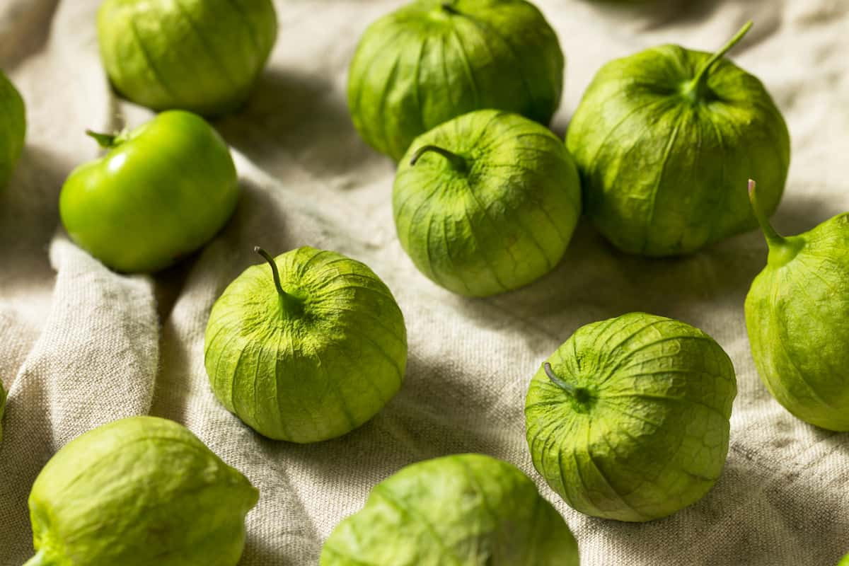 Can You Freeze Tomatillos Foods Guy