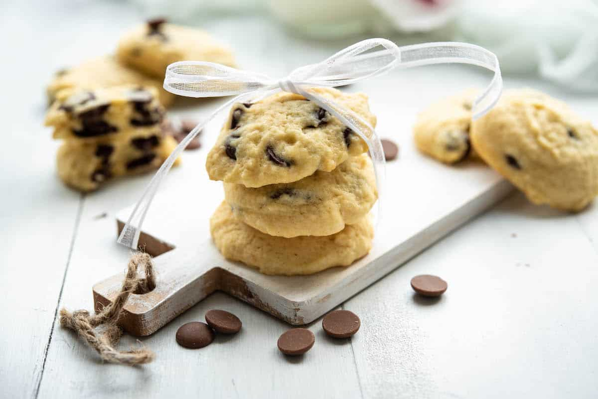 Chocolate Chip Cookies Without Baking Soda Or Baking Powder Foods Guy