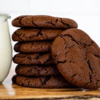 Chocolate Cookies Without Butter