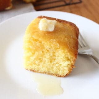 Cornbread Without Buttermilk