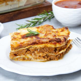 Lasagna With Béchamel and Ricotta