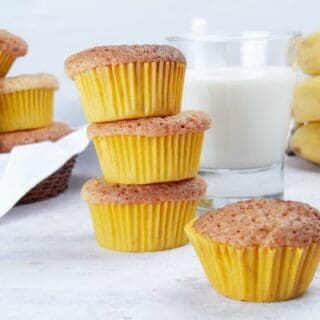 Banana Muffins Without Baking Soda