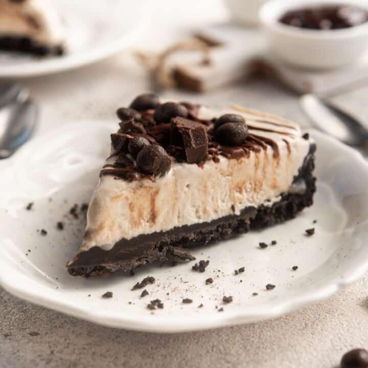 Mud Pie Ice Cream Cake