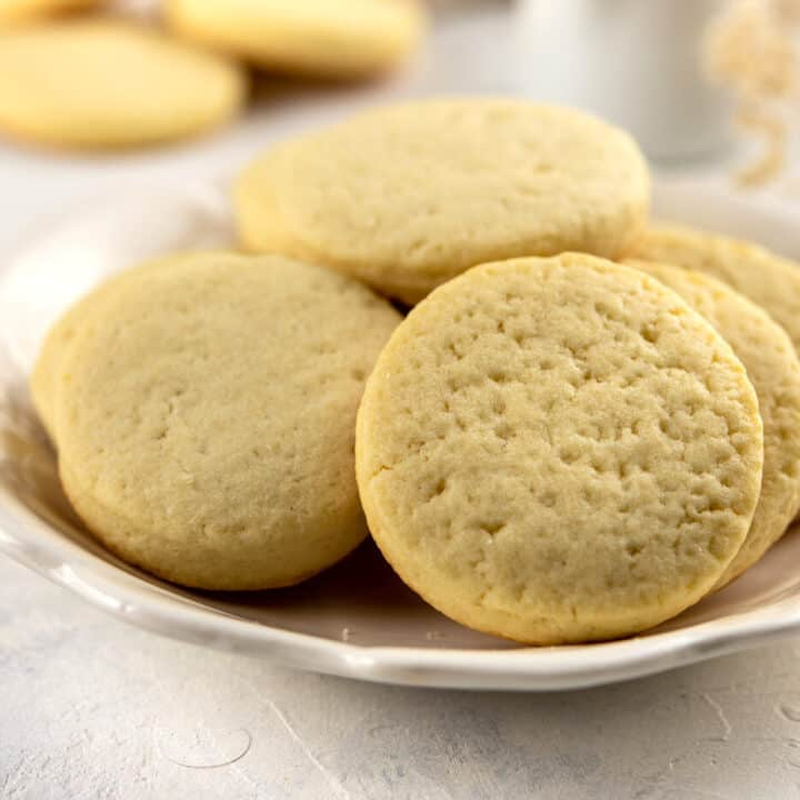 Sugar Cookies Without Baking Soda Or Powder