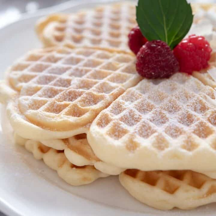 Malted Waffles