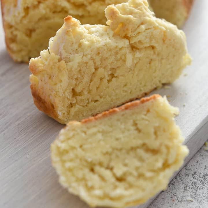 Mayonnaise Bread