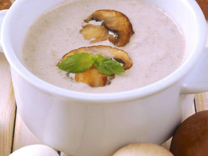 The Best Substitutes For Cream Of Mushroom Soup Foods Guy