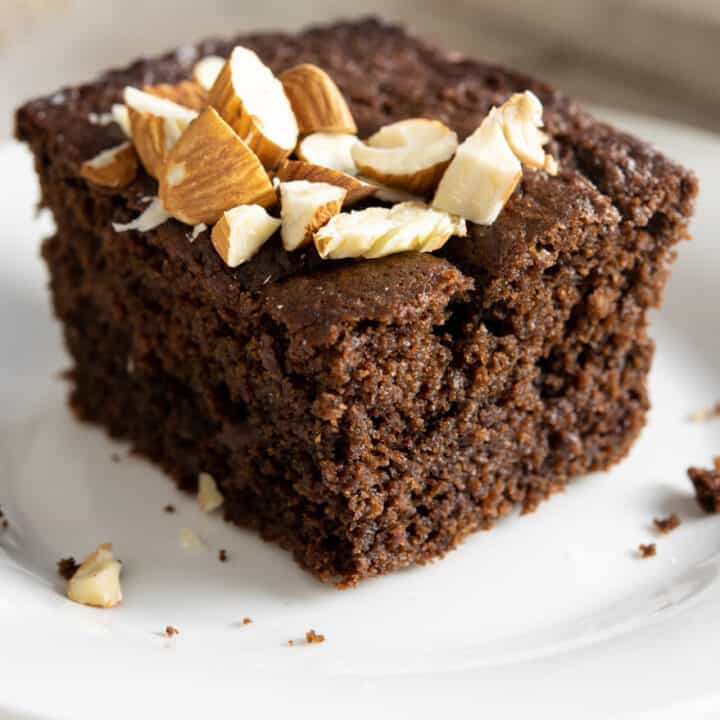 Toaster Oven Brownies