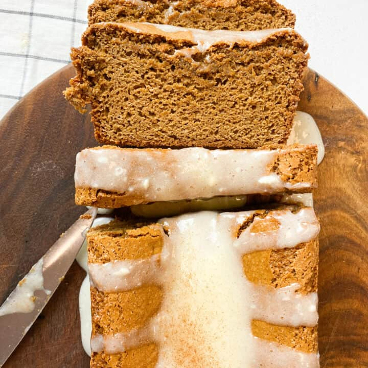 Gingerbread From Cake Mix