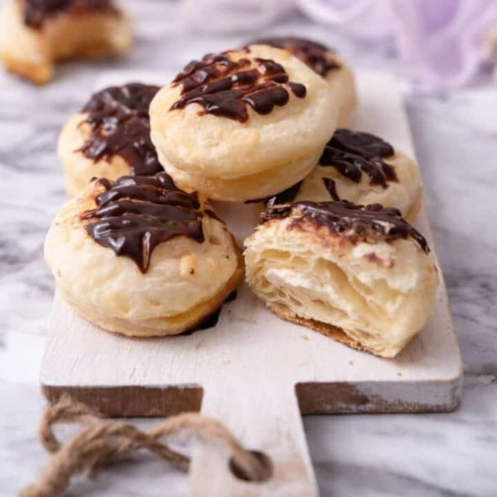 Marshmallow Biscuits