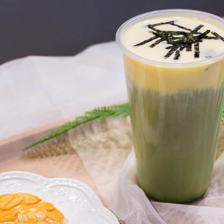 Sea Moss Tea