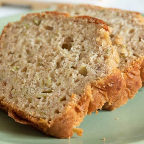 Zucchini Sourdough Bread